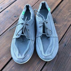 Sanuk Cassius Lace Up Boat Shoes (13)